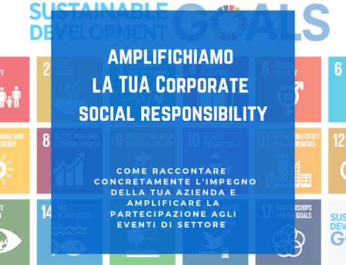 Come comunicare la CSR negli eventi