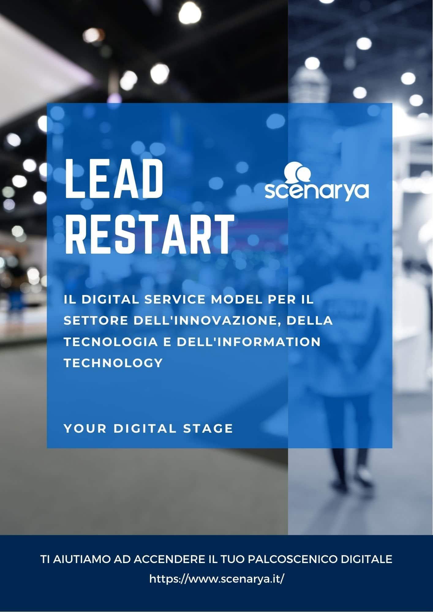 Lead Restart – Il digital service model per le aziende IT